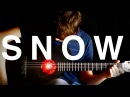 Snow Hey Oh - Red Hot Chili Peppers Fingerstyle Guitar Cover by Eddie van der Meer