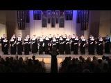 Юбилейный концерт факультета музыки ПГГПУ - Академический женский хор