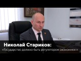 Николай Стариков: