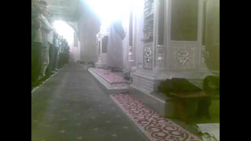 Сиратулло РауповТаравих в Чечне