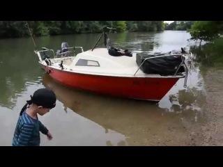 Экспедиция  Сом на малой, дикой реке    фильм о рыбалке