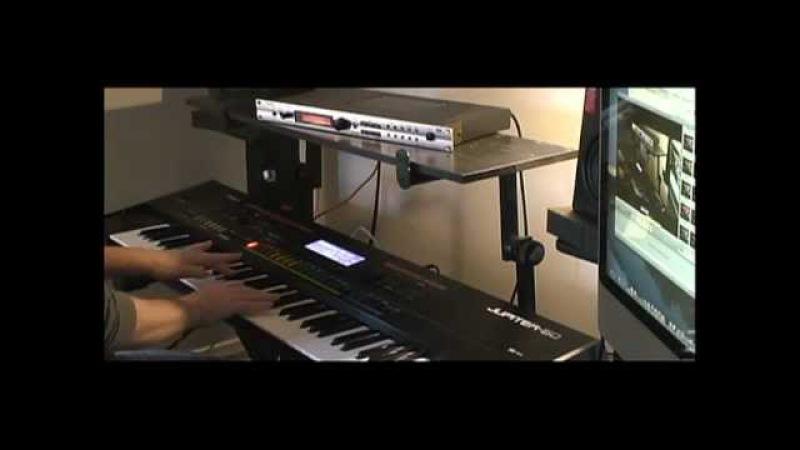 Keybdwizrd - Roland XV-5050 Demo 3