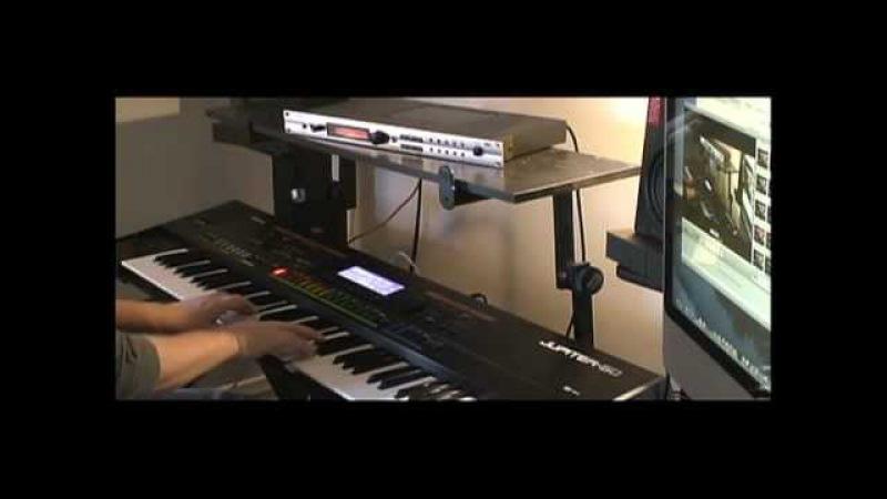 Keybdwizrd - Roland XV-5050 Demo 2