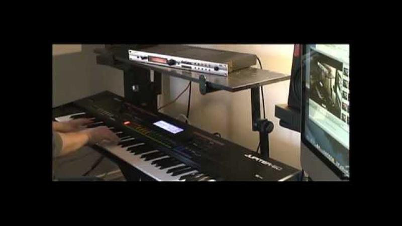 Keybdwizrd - Roland XV-5050 Demo 1