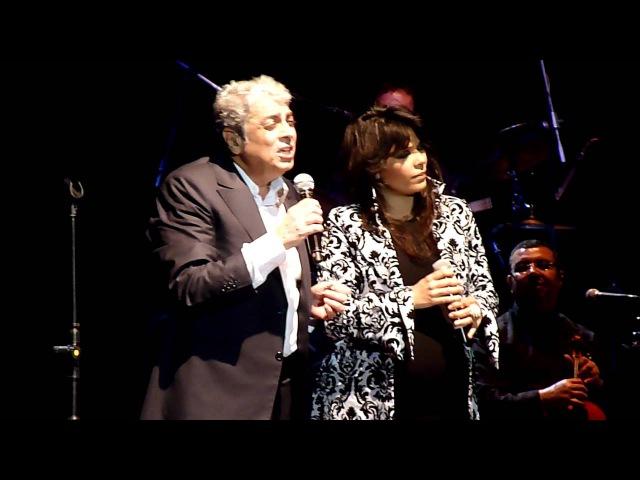 Enrico Macias Yasmin Levy - Mi Korason Adio Kerida - 11.5.11 - Heichal Hatarbut Tel Aviv