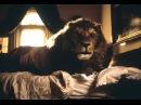 Jumanji- Tom Woodruff Jr. As The Lion- Animatronic Lion, Behind the Scenes