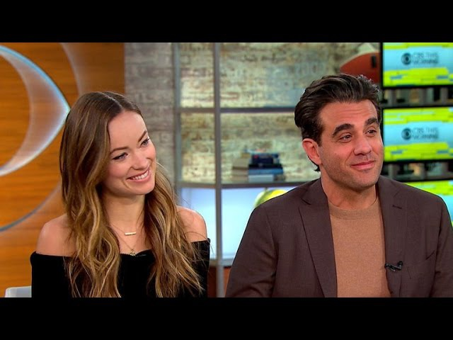 Bobby Cannavale and Olivia Wilde talk Vinyl, Martin Scorsese