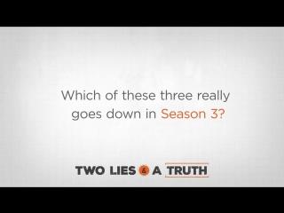 Оранжевый — хит сезона/Orange Is the New Black (2013 - ...) Промо-ролик №7 (сезон 3)