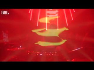 Richie Hawtin - ENTER.Main, Loveland, Amsterdam Dance Event 16-oct-2015