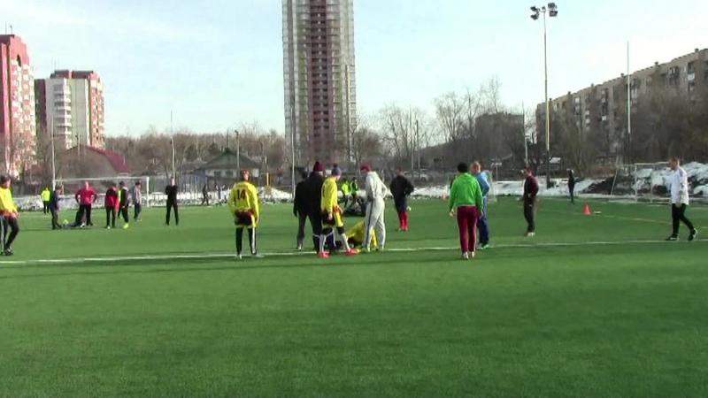 (( МФК Мания - ФК Арсенал 3 апреля 2016 год ))