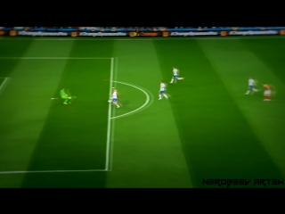 Aaron Ramsey vs Russia [Not vine]
