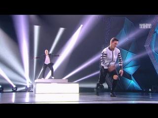 Ваня Можайкин и Егор Дружинин (Танцы 12.12.2015)