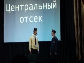 2_Сцена из сп-ля А. Степановой_Я могу тебя очень ждать_О подводной лодке К-8
