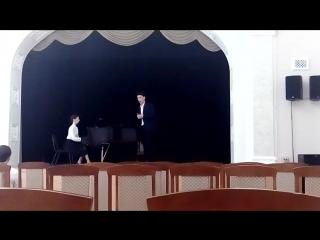 Мустафин Жанат - caro mio ben