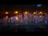 фонтан парк Горького Ванесса Мэй