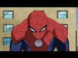Великий Человек-паук -  Большая ответственность - [Сезон 1 Серия 2]