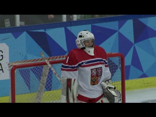 Ice Hockey - Womens Semi-Final - CZE vs SUI _ Lillehammer 2016 Youth Olympic Games
