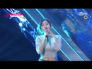 Фанкам Пак Минджу (Magic Fresh Entertainment) KARA - Break It [Produce 101 EP.4] 12.02.16