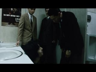 Жестокий полицейский/Sono otoko (1989) Трейлер