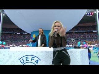David Guetta & Zara Larsson - UEFA Euro 2016. Opening Ceremony