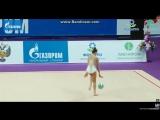 Арина Аверина мяч 2016 (новая музыка)
