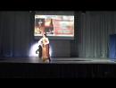 АНИМЕ38 Fluffy Cosplay-con 2016 [07] Samedi Grimm - Забава (Добрыня Никитич и Змей Горыныч)