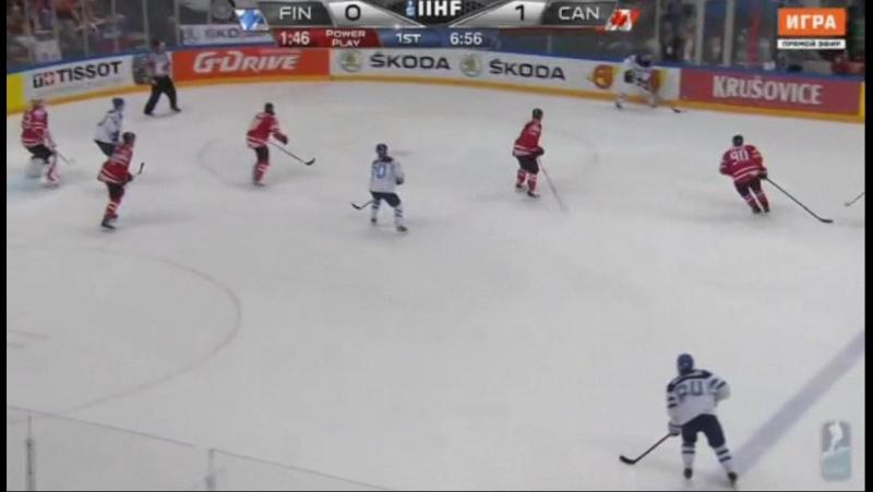 Чемпионат Дании 2015-16 Хорбо - Копенгаген Концовка