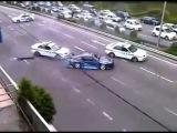 Drift Nissan 180sx Vs Police