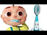 Brushing Song Brush Your Teeth Song Good Habits Nursery Rhymes For Babies &amp Kids Songs