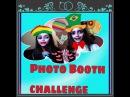 Photo booth Challenge в Париже! Не пропусти