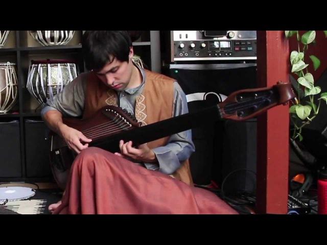 Raga Kedar - Bass Veena Tabla Duet