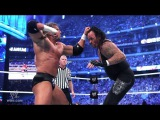 WWE - Triple H vs Undertaker Highlights - Wrestlemania 27