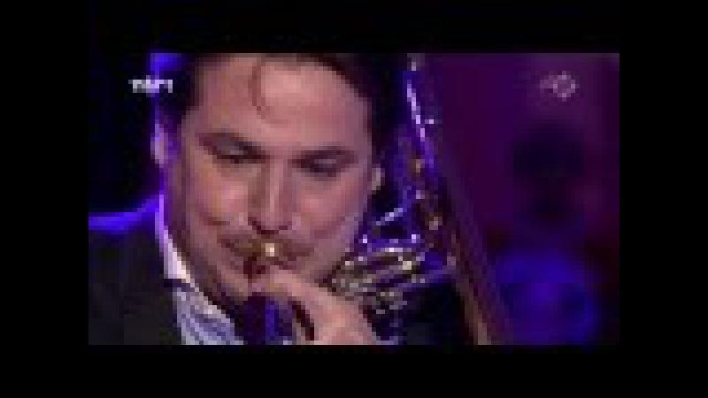 Daria van den Bercken ft. J. van Rijen: Pulcinella Suite, Podium Witteman 7-2-2016 (1080p, HD)