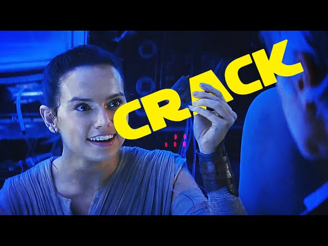 Star Wars I-VII TCW; crack!vid