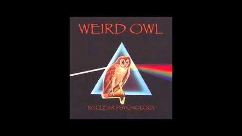 Weird owl - White hidden fire
