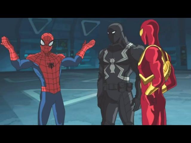 Великий Человек паук Академия Щ.И.Т.а Сезон 3 Серия 16 Marvel