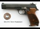 Disassembly(zerlegen) der Pistole Model: SIG P 210