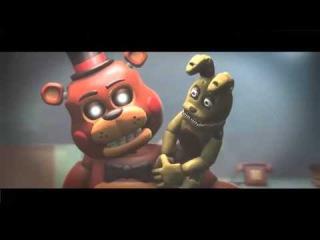 Клип-5 ночей с Фредди (Muisc video)#75