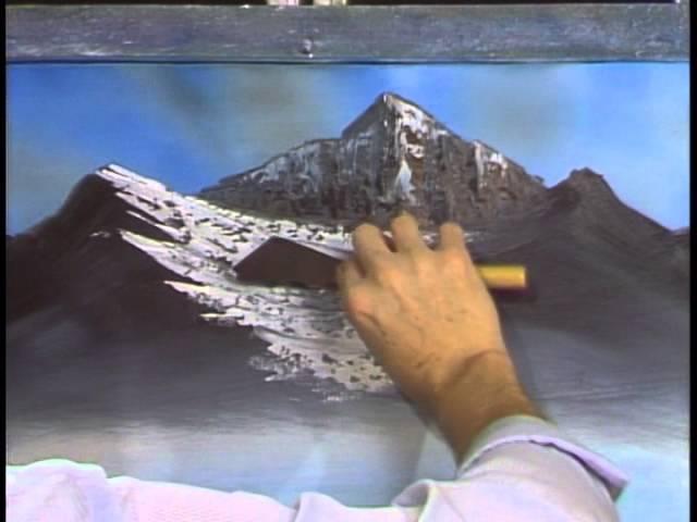 Bob Ross - Majestic Mountains (Season 4 Episode 3)