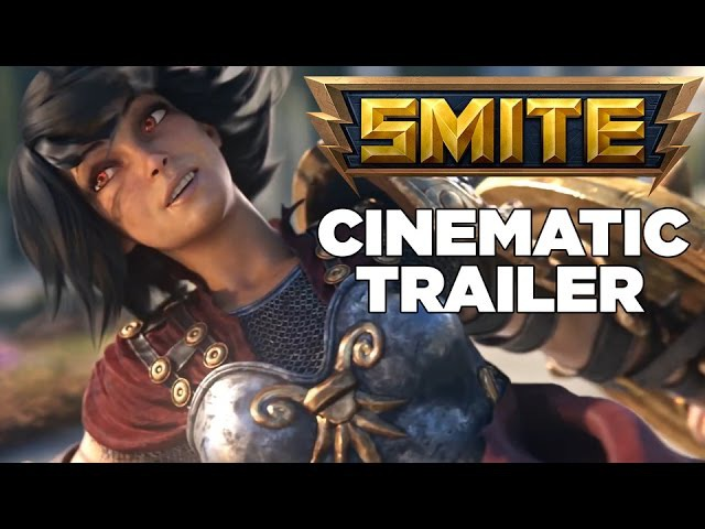 SMITE - 'To Hell Back' Cinematic Trailer