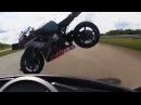 Гонка со смертью! Самые жестокие аварии с мотоциклистами! 18 The race to the death! 18