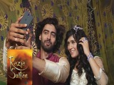 Razia Sultan Altuniya &amp Shehjadi's On Location Romance