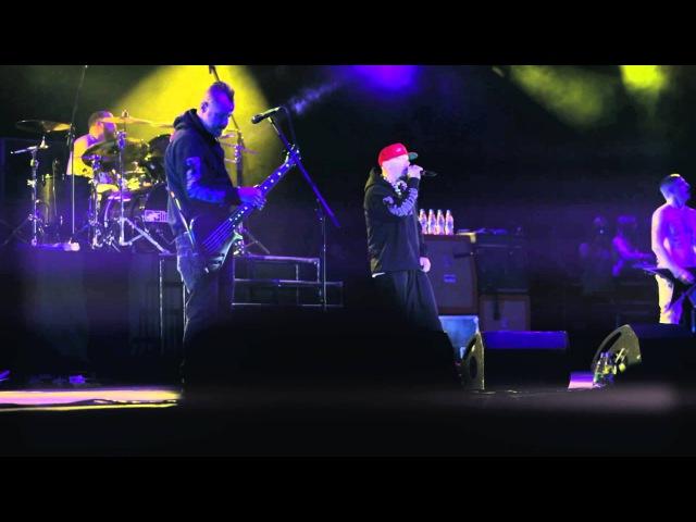 Limp Bizkit (live, Novosibirsk 17.11.2013)