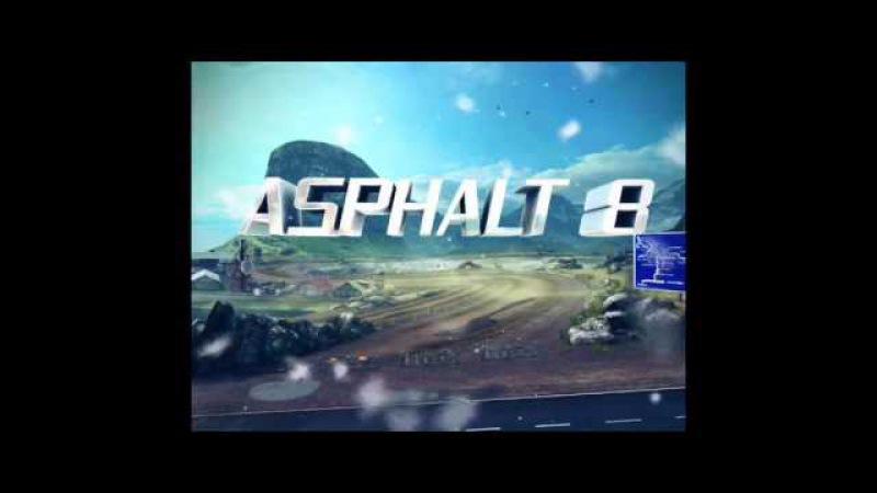 Asphalt8-McLaren 675LT - challenge 15 0:46:266