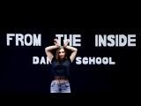 Janet Jackson - Burn it up ( feat. Missy Elliot) choreographyKatia Lukashuk FROM THE INSIDE DS