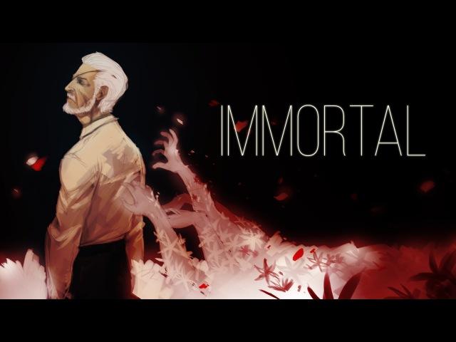 Big Boss \\ Immortal. [Metal Gear Solid]