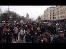 1 марта 2014. Донецк - Русская весна!! 01 03 2014