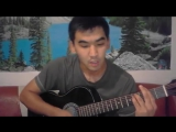 ХАНШАЙЫМЫМ на гитаре казакша ОФИГЕННАЯ ПЕСНЯ(Гадилбек Жанай)Новинка видео