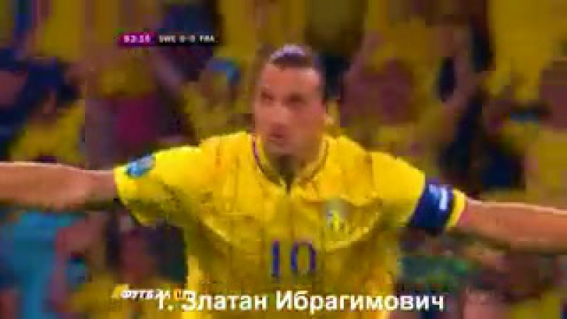 10 найкращих голів Євро 2012