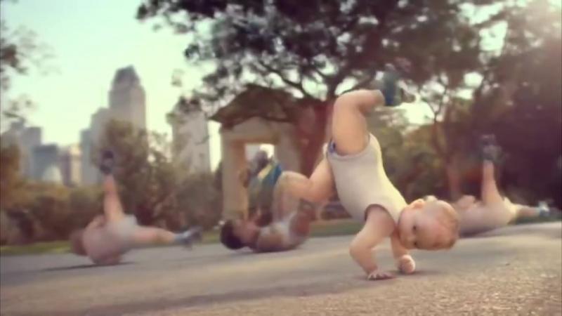 Реклама Evian PHARAOH – BLACK SIEMENS ( Cкр скр скр )